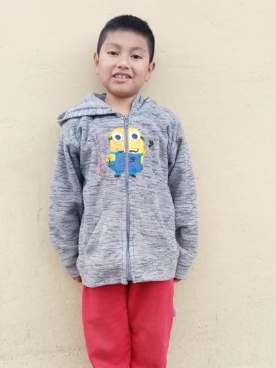Help Nelson Johan by becoming a child sponsor. Sponsoring a child is a rewarding and heartwarming experience.