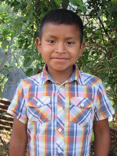 Help Adrin Leonel by becoming a child sponsor. Sponsoring a child is a rewarding and heartwarming experience.