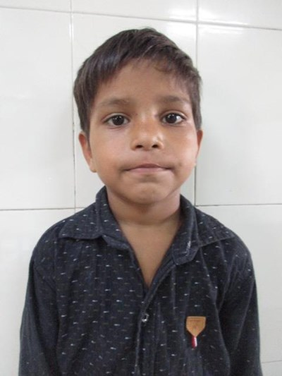 Help Aarav by becoming a child sponsor. Sponsoring a child is a rewarding and heartwarming experience.