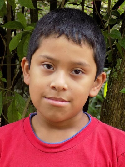 Help Juan Jose by becoming a child sponsor. Sponsoring a child is a rewarding and heartwarming experience.