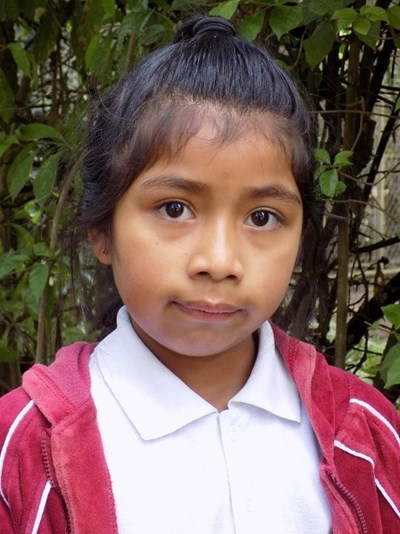 Help Evelyn Anacely by becoming a child sponsor. Sponsoring a child is a rewarding and heartwarming experience.