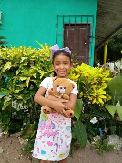 Help Maureth Vanessa by becoming a child sponsor. Sponsoring a child is a rewarding and heartwarming experience.