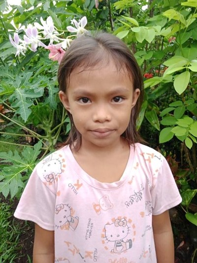 Help Jenica Rose L. by becoming a child sponsor. Sponsoring a child is a rewarding and heartwarming experience.