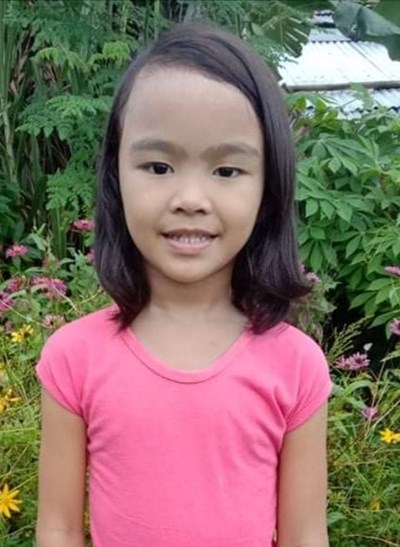 Help Asia Grey A. by becoming a child sponsor. Sponsoring a child is a rewarding and heartwarming experience.