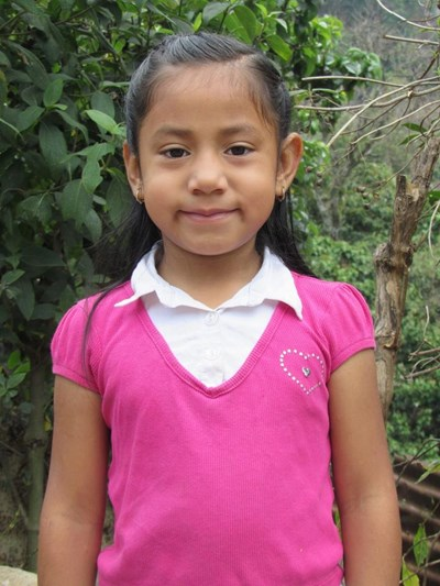 Help Mildred Estefany by becoming a child sponsor. Sponsoring a child is a rewarding and heartwarming experience.