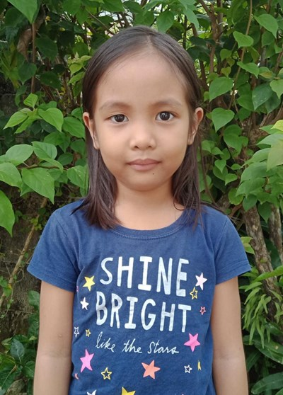 Help Jailyn Mae R. by becoming a child sponsor. Sponsoring a child is a rewarding and heartwarming experience.