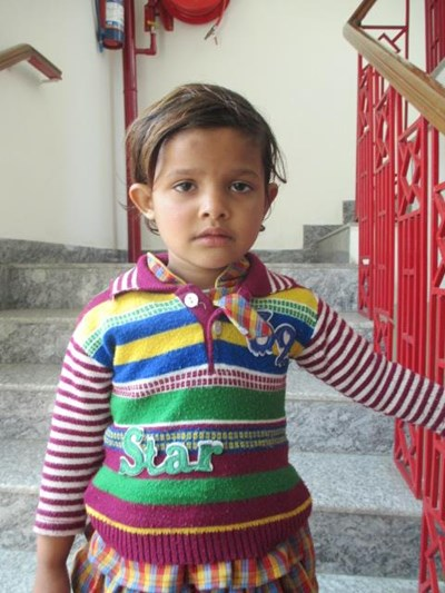 Help Mohini by becoming a child sponsor. Sponsoring a child is a rewarding and heartwarming experience.