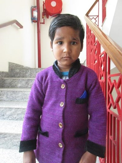 Help Rishika by becoming a child sponsor. Sponsoring a child is a rewarding and heartwarming experience.