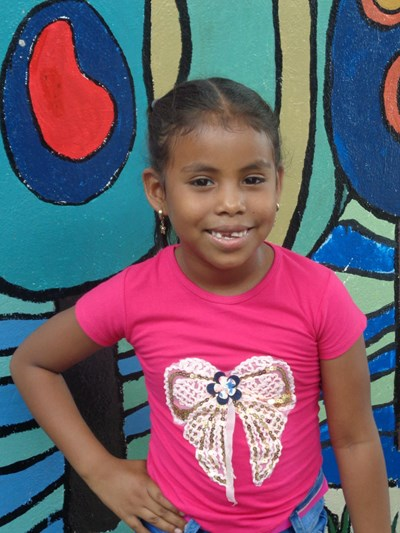 Help Scarleth Lissette by becoming a child sponsor. Sponsoring a child is a rewarding and heartwarming experience.
