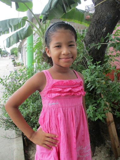 Help Stefanny by becoming a child sponsor. Sponsoring a child is a rewarding and heartwarming experience.