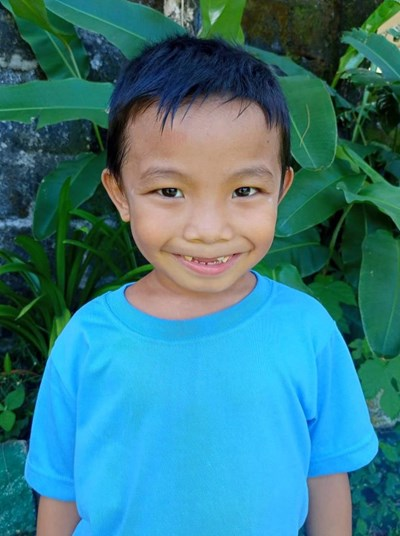Help Hance Jhayden M. by becoming a child sponsor. Sponsoring a child is a rewarding and heartwarming experience.