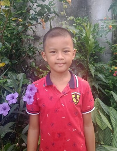 Help Ivan James A. by becoming a child sponsor. Sponsoring a child is a rewarding and heartwarming experience.