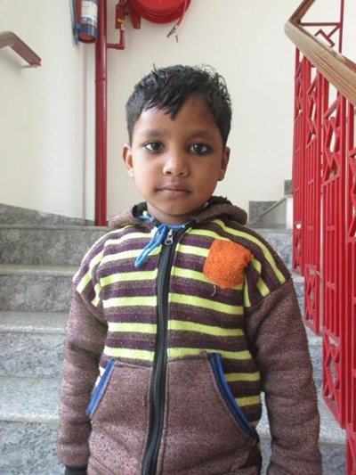 Help Simran by becoming a child sponsor. Sponsoring a child is a rewarding and heartwarming experience.