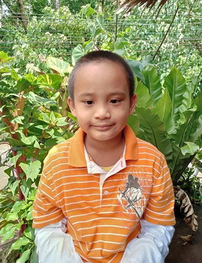 Help Nathaniel A. by becoming a child sponsor. Sponsoring a child is a rewarding and heartwarming experience.
