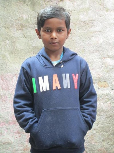 Help Saurav by becoming a child sponsor. Sponsoring a child is a rewarding and heartwarming experience.