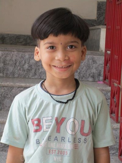 Help Jyoti by becoming a child sponsor. Sponsoring a child is a rewarding and heartwarming experience.