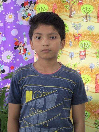 Help Ishant by becoming a child sponsor. Sponsoring a child is a rewarding and heartwarming experience.