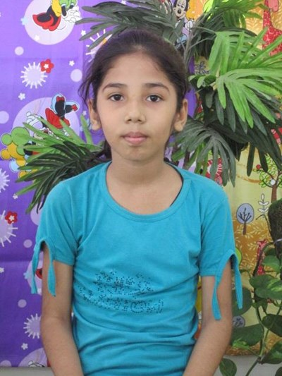 Help Sadiya by becoming a child sponsor. Sponsoring a child is a rewarding and heartwarming experience.