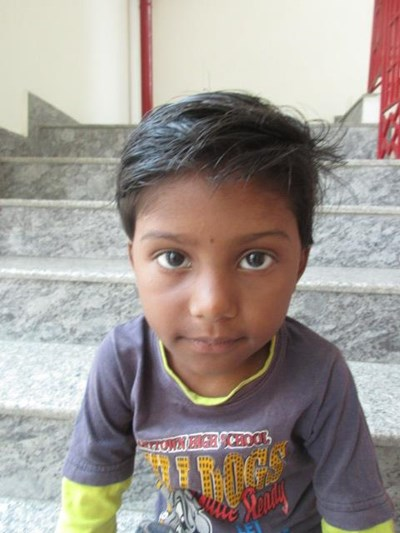 Help Yogita by becoming a child sponsor. Sponsoring a child is a rewarding and heartwarming experience.