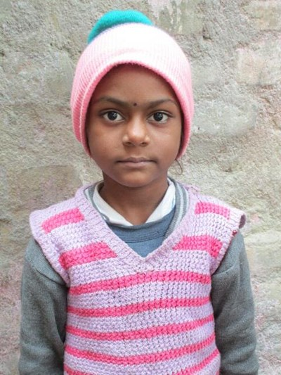 Help Vaishnavi by becoming a child sponsor. Sponsoring a child is a rewarding and heartwarming experience.