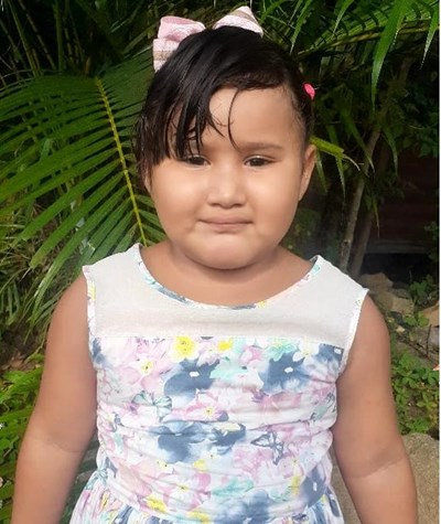 Help Betsaida Nohemi by becoming a child sponsor. Sponsoring a child is a rewarding and heartwarming experience.