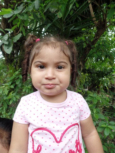 Help Breily Samary by becoming a child sponsor. Sponsoring a child is a rewarding and heartwarming experience.