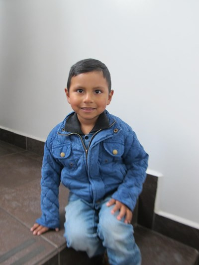 Help Neydan Ulises by becoming a child sponsor. Sponsoring a child is a rewarding and heartwarming experience.