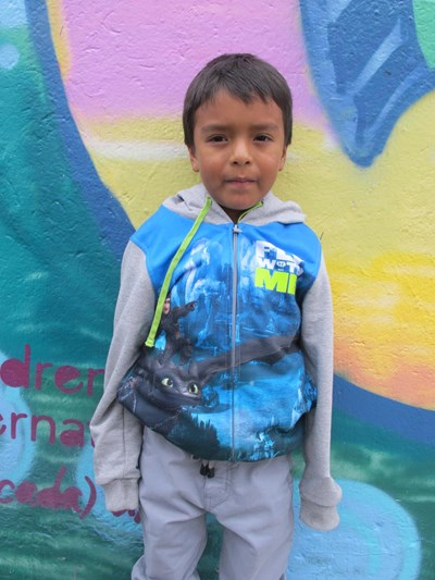 Help Jeremy David by becoming a child sponsor. Sponsoring a child is a rewarding and heartwarming experience.
