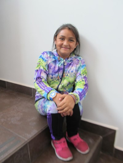Help Lady Giuliana by becoming a child sponsor. Sponsoring a child is a rewarding and heartwarming experience.