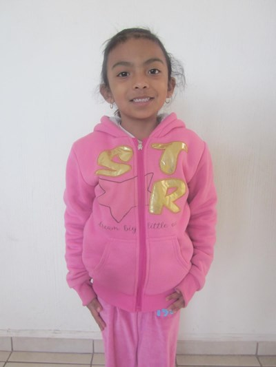 Help Alejandra Estefania by becoming a child sponsor. Sponsoring a child is a rewarding and heartwarming experience.