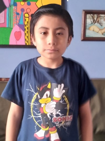 Help Erick David by becoming a child sponsor. Sponsoring a child is a rewarding and heartwarming experience.