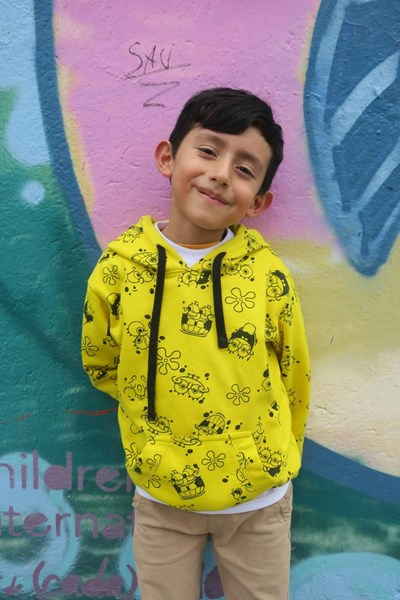 Help Alan Isaac by becoming a child sponsor. Sponsoring a child is a rewarding and heartwarming experience.