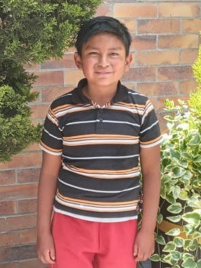 Help Jhonny Alejandro by becoming a child sponsor. Sponsoring a child is a rewarding and heartwarming experience.