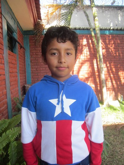 Help Cristopher Alejandro by becoming a child sponsor. Sponsoring a child is a rewarding and heartwarming experience.