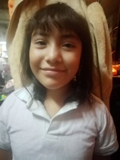 Help Denali Alejandra by becoming a child sponsor. Sponsoring a child is a rewarding and heartwarming experience.