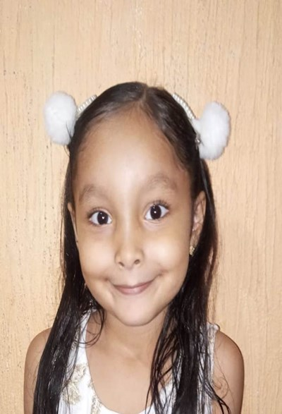 Help Ivone Angeline by becoming a child sponsor. Sponsoring a child is a rewarding and heartwarming experience.