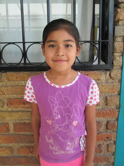 Help Nataly Guadalupe by becoming a child sponsor. Sponsoring a child is a rewarding and heartwarming experience.