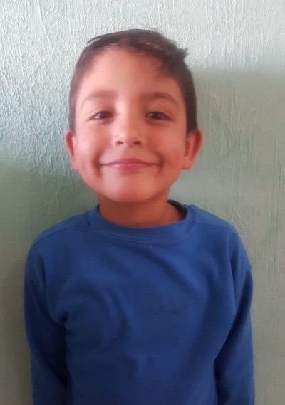 Help Alfonso Uriel by becoming a child sponsor. Sponsoring a child is a rewarding and heartwarming experience.