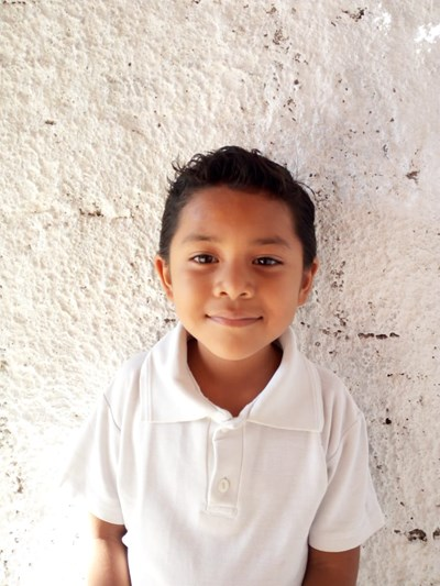 Help Cruz Armando by becoming a child sponsor. Sponsoring a child is a rewarding and heartwarming experience.