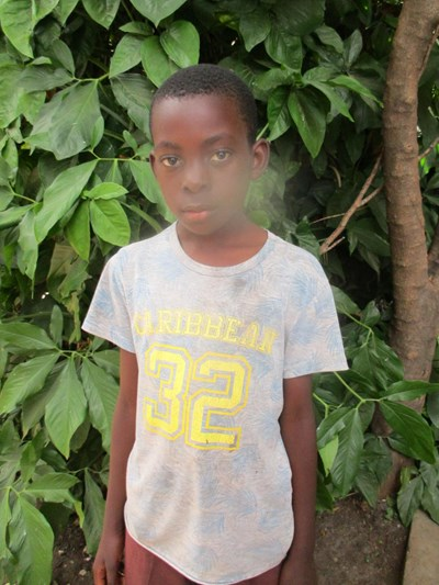 Help Juslius Nyambe by becoming a child sponsor. Sponsoring a child is a rewarding and heartwarming experience.