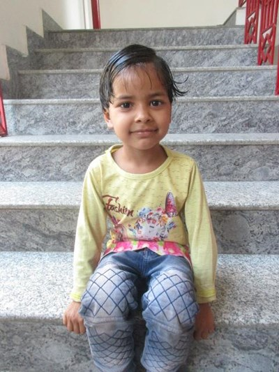 Help Rani by becoming a child sponsor. Sponsoring a child is a rewarding and heartwarming experience.