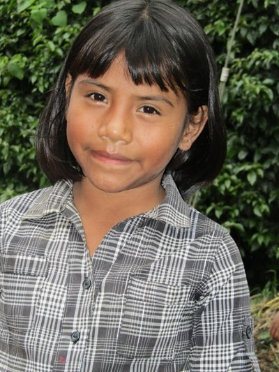 Help Sulma Anali by becoming a child sponsor. Sponsoring a child is a rewarding and heartwarming experience.