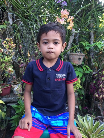 Help Ranzel R. by becoming a child sponsor. Sponsoring a child is a rewarding and heartwarming experience.