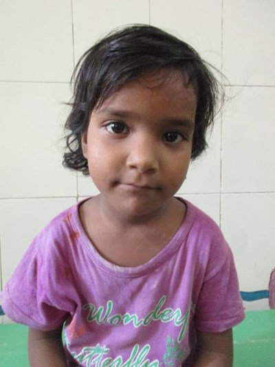 Help Sanjana by becoming a child sponsor. Sponsoring a child is a rewarding and heartwarming experience.