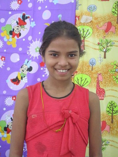Help Sunaina by becoming a child sponsor. Sponsoring a child is a rewarding and heartwarming experience.