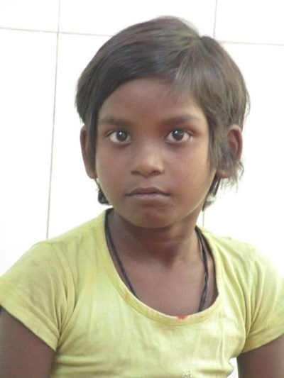 Help Mamta by becoming a child sponsor. Sponsoring a child is a rewarding and heartwarming experience.