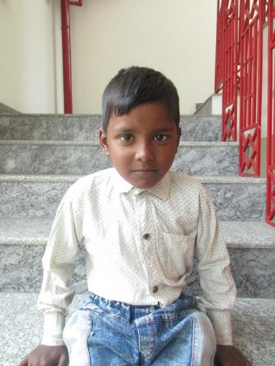 Help Samar by becoming a child sponsor. Sponsoring a child is a rewarding and heartwarming experience.