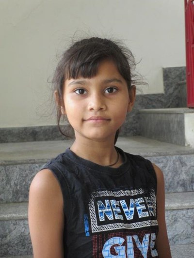 Help Antra by becoming a child sponsor. Sponsoring a child is a rewarding and heartwarming experience.