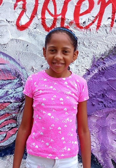 Help Sahyra Vanesa by becoming a child sponsor. Sponsoring a child is a rewarding and heartwarming experience.