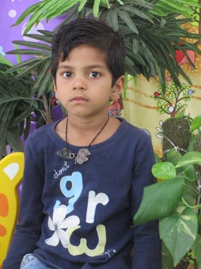 Help Sonika by becoming a child sponsor. Sponsoring a child is a rewarding and heartwarming experience.